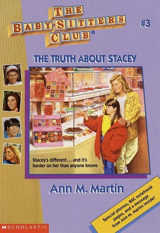 Image result for baby sitters club stacy