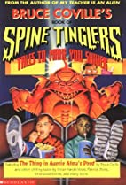 Bruce Coville's Book of Spine Tinglers:…