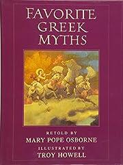 Favorite Greek Myths de Mary Pope Osborne