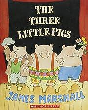 Three Little Pigs av James Marshall