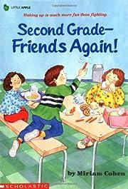 Second Grade - Friends Again! por Miriam…