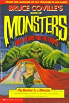 Bruce Coville's Book of Monsters: Tales…