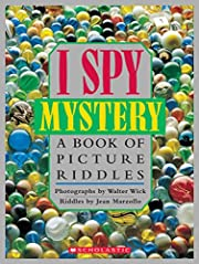 I Spy Mystery: A Book of Picture Riddles by…