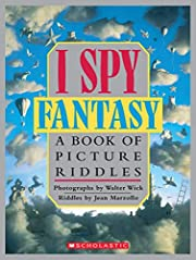 I Spy Fantasy: A Book of Picture Riddles de…