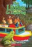 The Littles Go Exploring (1978) (Book) written by John Peterson