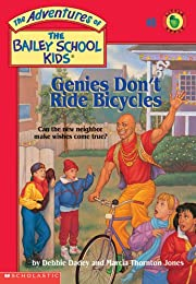 Genies Don't Ride Bicycles (The Adventures…