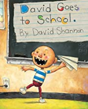 David Goes To School de David Shannon