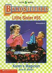 Karen's Magician (Baby-sitters Little…