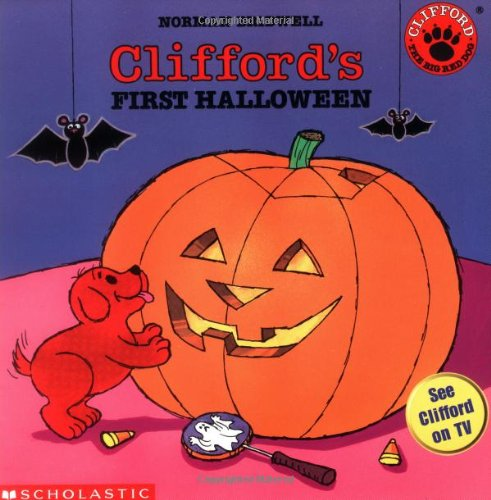 cliffords first halloween