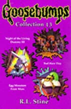Goosebumps Collection:  Night of the Living…
