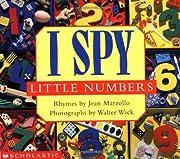 I Spy Little Numbers (Board book) –…