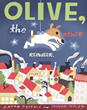 Olive, the other reindeer de Vivian Walsh
