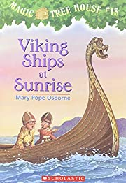 Viking Ships at Sunrise (Magic Tree House)…