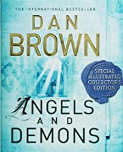 Angels and Demons The Illustrated Edition by…