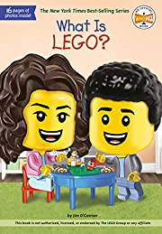 What Is LEGO? (What Was?) – tekijä: Jim…