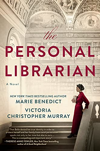 The personal librarian / by Benedict, Marie,