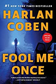 Fool Me Once af Harlan Coben