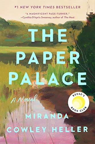 The paper palace / by Cowley Heller, Miranda