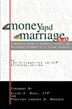 Money and Marriage Two: A Narrative Guide to…