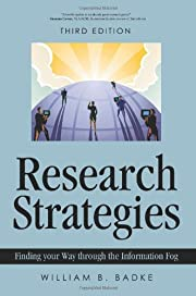 Research Strategies: Finding your Way…