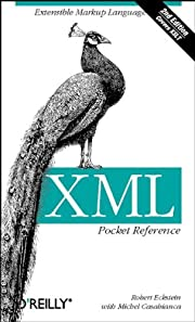 XML Pocket Reference (2nd Edition) av Robert…