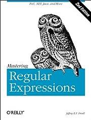 Mastering Regular Expressions, Second…