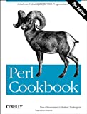 couverture du livre Perl Cookbook