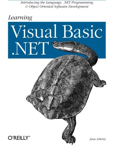 Learning Visual Basic .Net, Jesse Liberty