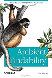 Ambient Findability: What We Find Changes…