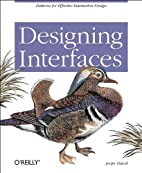 Designing Interfaces: Patterns for Effective…