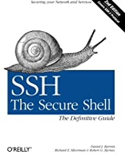 SSH, The Secure Shell: The Definitive Guide…