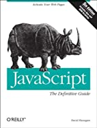JavaScript: The Definitive Guide by David…