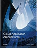 couverture du livre Cloud Application Architectures