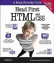 Head First HTML and CSS – tekijä:…
