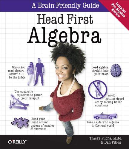 PDF] Head First Algebra: A Learner's Guide to Algebra I   Free