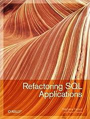 Refactoring SQL Applications de Stephane…