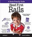 couverture du livre Head First Rails