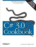 couverture du livre C# 3.0 Cookbook