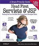 couverture du livre Head First Servlets and JSP