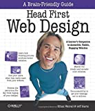 couverture du livre Head First Web Design (A Brain Friendly Guide)