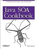 couverture du livre Java SOA Cookbook
