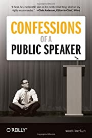 Confessions of a Public Speaker – tekijä:…