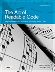 The Art of Readable Code: Simple and…