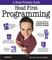 Head First Programming: A learner's…