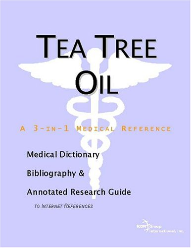 PDF] Tea Tree Oil - A Medical Dictionary, Bibliography, and