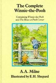 The Complete Winnie-the-Pooh de A.A. Milne