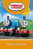 Thomas' busy day / [4&5 years] [created by Britt Allcroft]