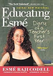 Educating Esme: Diary Of A Teacher's…