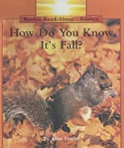 How Do You Know It's Fall (Rookie…