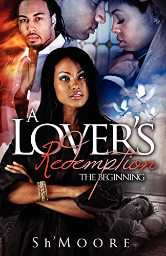 Book Cover - A Lover's Redemption